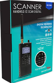 amazon com whistler ws1088 handheld digital scanner radio home
