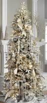 silver and gold christmas tree theme christmas lights decoration