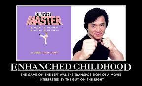 Jackie Meme - jackie chan enhanced childhood enhanced know your meme
