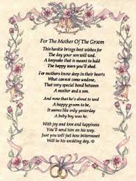 wedding sayings for and groom of the groom poems hankies for weddings include poem on