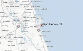 port canaveral map cape canaveral location guide