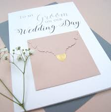 card for groom to my groom wedding day card shop online hummingbird card company