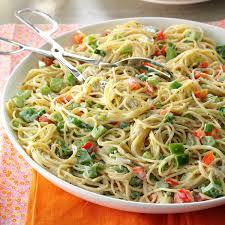 vermicelli pasta salad recipe taste of home