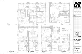 residential floor plans historic medical arts building residential floorplans