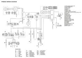 1995 yamaha wolverine wiring diagram 2001 yamaha wolverine 350