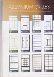 beautiful aluminium window designs for homes ideas amazing house