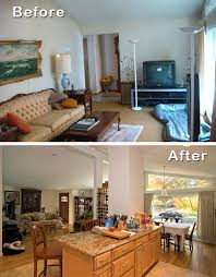 Open Floor Plan Small House 2 Knock Down Walls For Open Floor Plan 5 Reasons To Remodel A