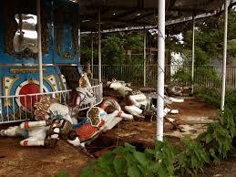 21 creepiest abandoned amusement parks la times