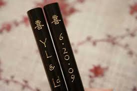 personalized chopsticks personalized chopsticks custom engraved chopsticks
