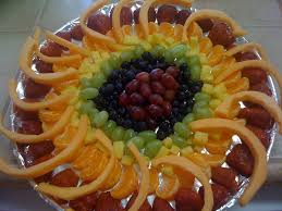 catholic cuisine fatima miracle of the sun fruit platter