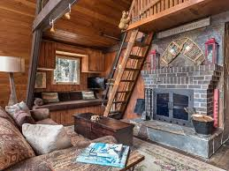 when your a frame cabin rental is too cozy to leave cozy cabins