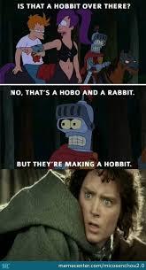 Hobbit Meme - born of hobbit meme by mr zorrito memedroid