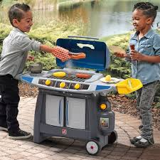 Barbeque Grills Just Like Home Sizzle U0026 Smoke Barbeque Grill Retailer Exclusive