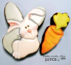 rabbit cookies 169 best animal rabbit cookies cakes ideas images on