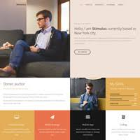 free html5 css website templates page 1