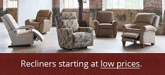 La Z Boy Duncan Reclining by La Z Boy Recliners Jordan Furniture