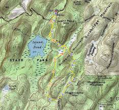 New York Appalachian Trail Map by Harriman Hiker Harriman State Park And Beyond Lemon Squeezer To