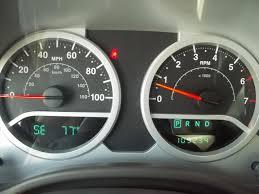jeep wrangler speedometer 2007 jeep wrangler unlimited 4x4 sahara 4dr suv in san antonio tx
