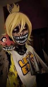 Chica Halloween Costume Cosplayed Toy Chica Bae Fnaf Lotte
