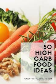 261 best healthy high carb foods images on pinterest high carb