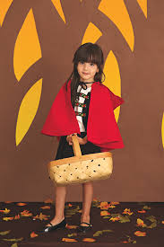 diy halloween red riding hood costume for kids kiwi magazine