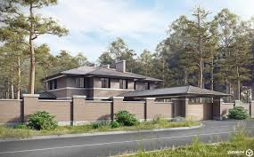 Prairie Home Designs Prairie House By Yunakov Architecture Architects Yunakov