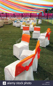 decoration for indian wedding empty chairs at indian wedding reception decoration india asia