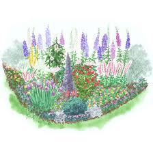 long blooming garden plans garden planning balloon flowers and