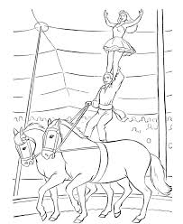 Kids N Fun Com 39 Coloring Pages Of Circus Circus Coloring Page
