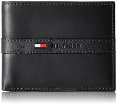 tommy hilfiger black friday 2017 tommy hilfiger men u0027s ranger leather passcase wallet with removable