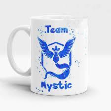 pokemon mugs team instinct team mystic valor mug coffee tea mug