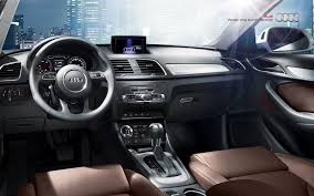 audi q3 dashboard audi q3 in india 2012 review specification road test blog
