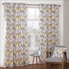 Yellow And Grey Curtain Panels Curtains For Gray Walls Basement Bedroom Idea Dark Citrussy Green