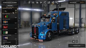 kenworth t800 truck kenworth t800 v 2 3 mod for ets 2