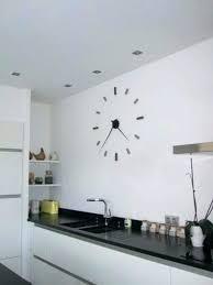 horloge cuisine design horloge de cuisine design grande horloge cuisine beau pendule design