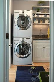 dwell bathroom ideas small stackable washer and dryer stunning miele and