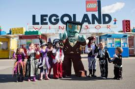 how to get into the halloween spirit little monsters welcome at the legoland windsor resort this