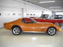 corvette stingray 71 1971 chevrolet corvette stingray t top coupe stock 113753 for