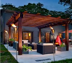 Garden Treasures Pergola Gazebo by Improbable Modern Pergola Plans Garden Landscape