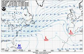Florida Map East Coast Hurricane Jose May Meander Not Far From The East Coast Into The