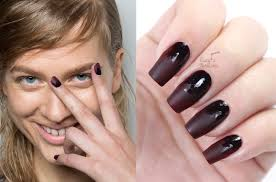 eye catching dark nails colors fall winter 2016 2017 u2013 what woman