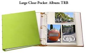 pocket photo albums refills for large photo albums the archival leather