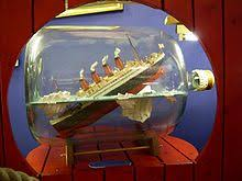 ship in a impossible bottle