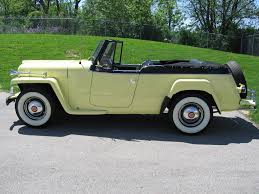 1949 willys jeepster willys jeepster information and photos momentcar