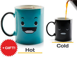 Color Changing Mugs Cool Coffee Mugs A Collection Of The Coolest Coffee Mugs On The Web
