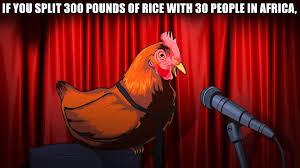Anti Joke Chicken Meme - aids anti joke chicken youtube