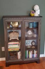 1940s double glass door bookcase u2014 that gumbo life