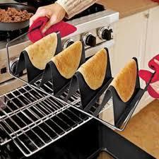 make your own crispy perfect taco shell maker tortilla baking mold