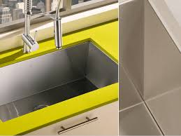 Non Scratch Kitchen Sinks by Stainless Steel Sinks Everything You Need To Know Qualitybath