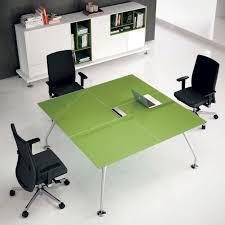 modern boardroom table contemporary boardroom table glass square enosi evo las